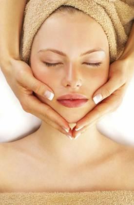 Massager cho khuôn mặt vline