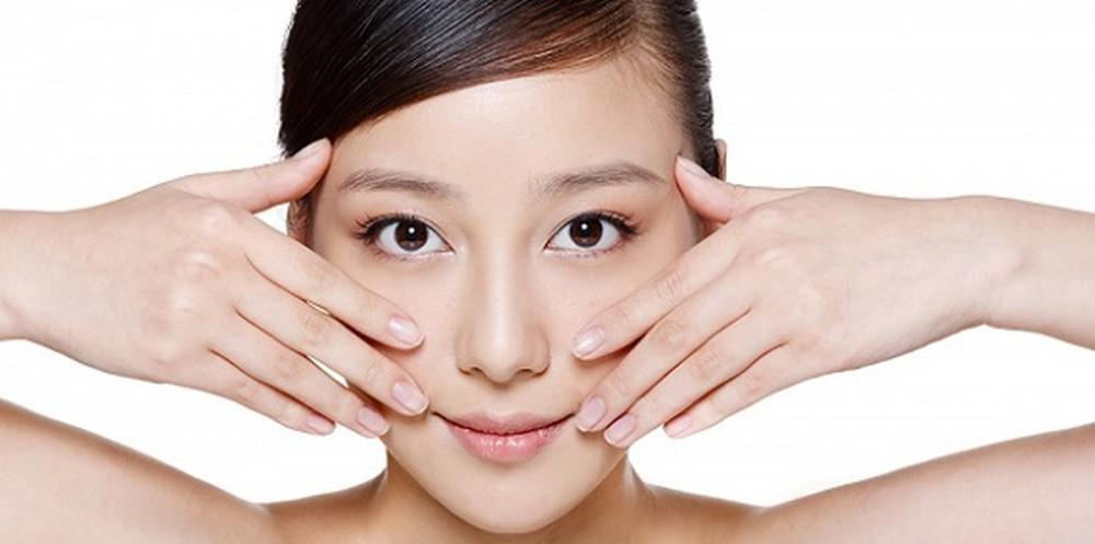 Massager để hạ thấp gò má cao