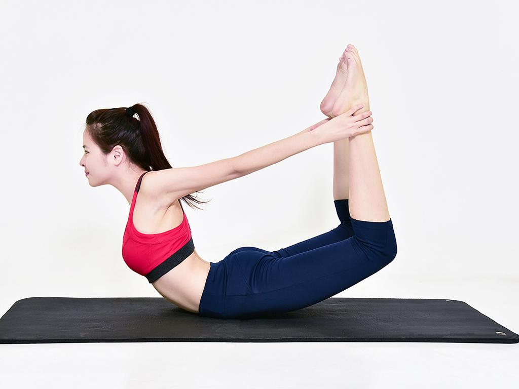 Thể dục điều độ tăng cường sức khỏe và góp phần tăng tính đàn hồi của da