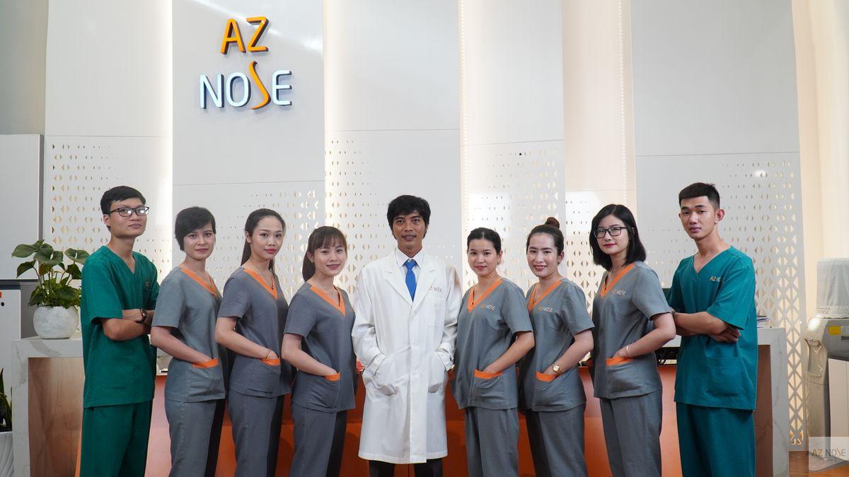 Đội ngũ Bác Sĩ AZ NOSE