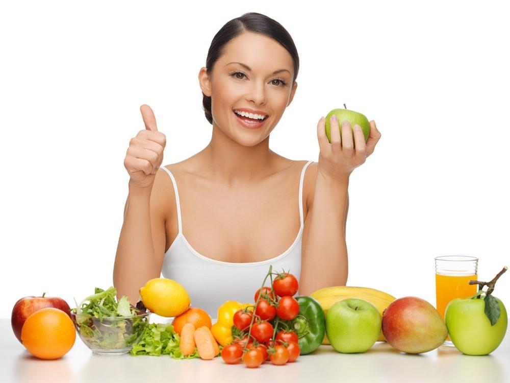 Chế độ ăn sau nâng mũi gãy