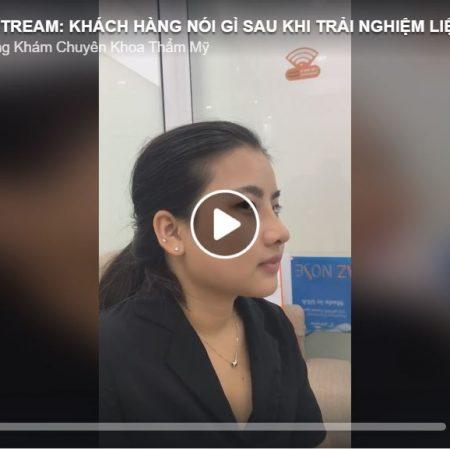 Khách hàng Huỳnh Như chia sẻ về quá trình trải nghiệm công nghệ AZ PLasma