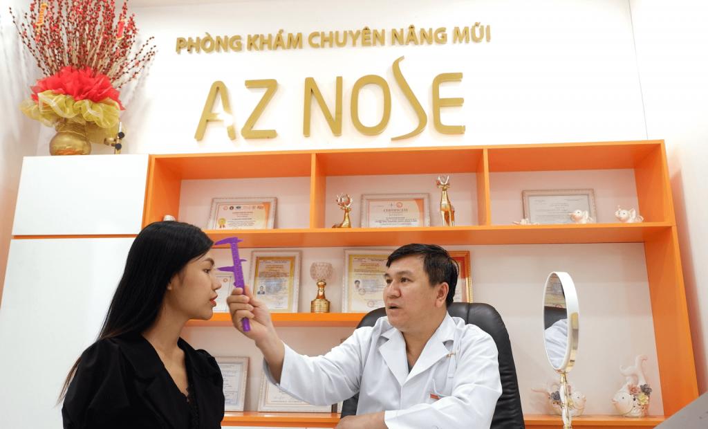Hãy lựa chọn những cơ sở nâng mũi đẹp, uy tín để điều trị nâng mũi