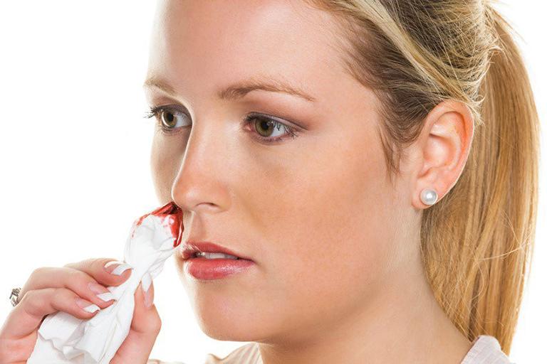 Nhiễm trùng sẽ gây chảy máu hay chảy dịch rất nhiều