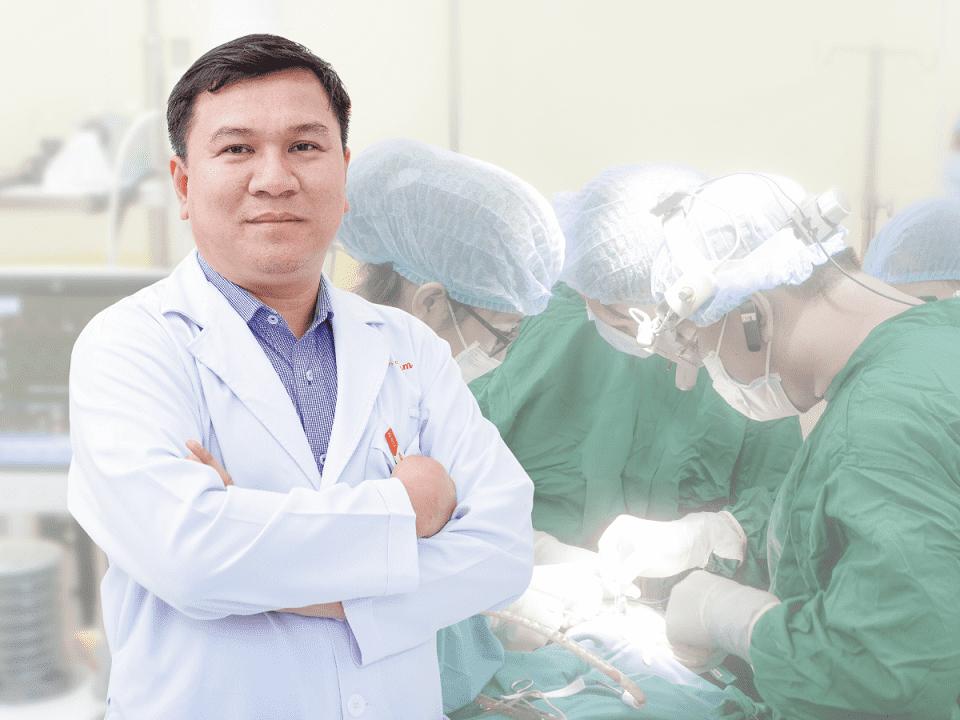 Bác sĩ chuyên khoa I Nguyễn Hoàng Nam - Giám đốc chuyên môn Phòng khám AZ NOSE.
