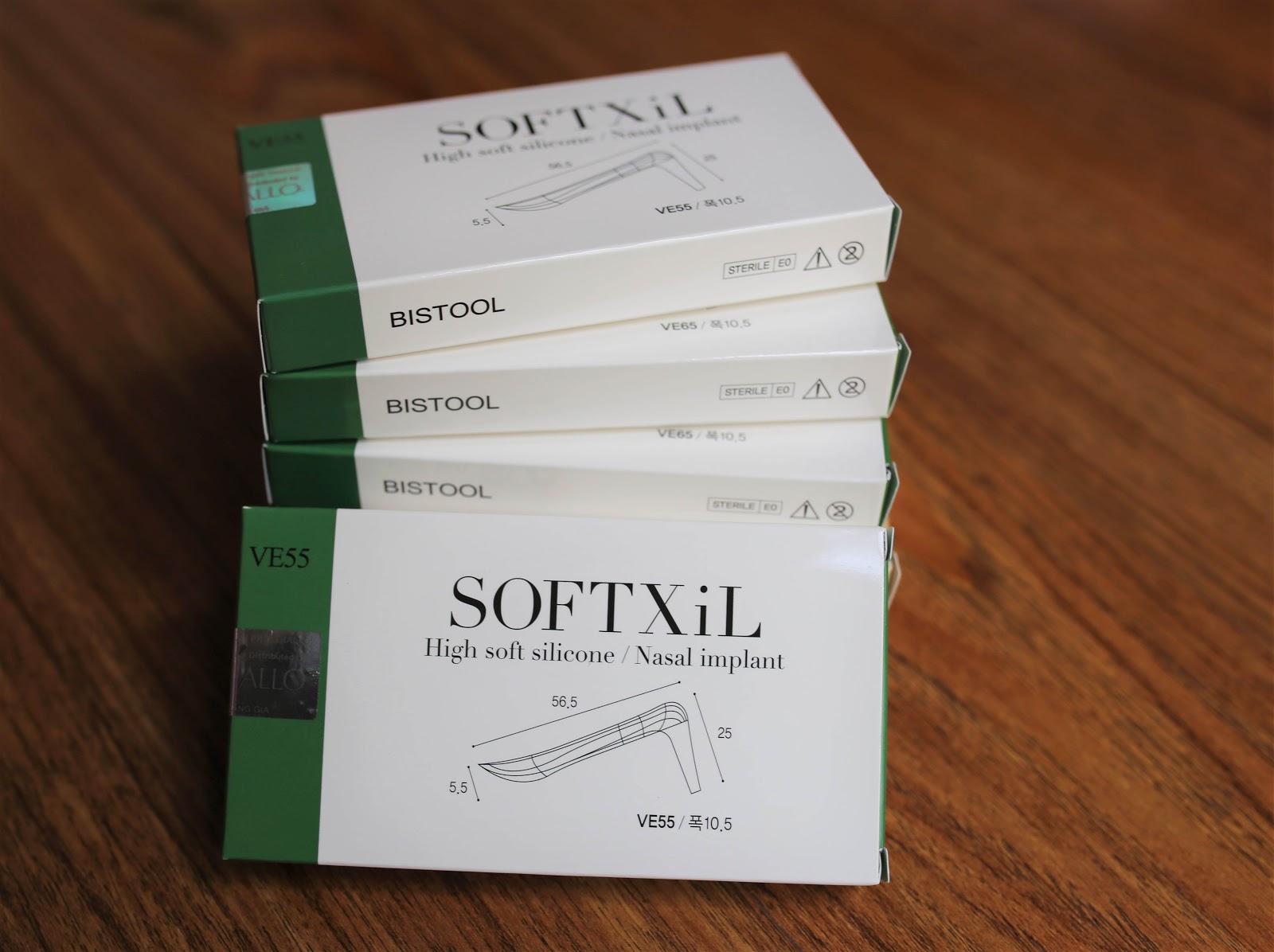 Softxil có xuất xứ từ Hàn Quốc